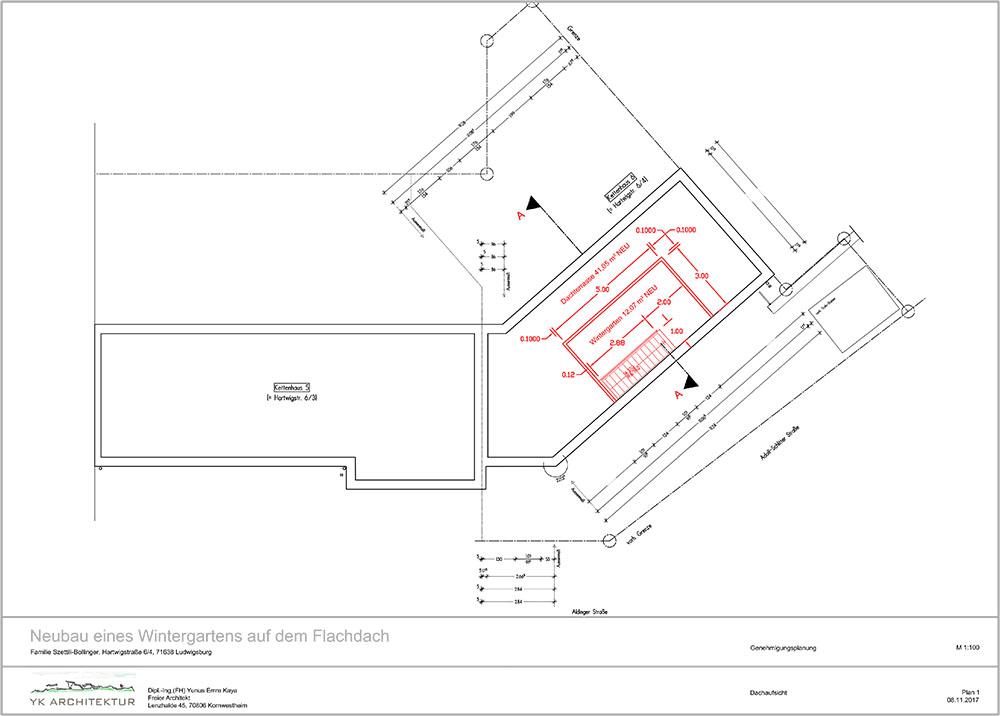 Architekt Ludwigsburg yk architektur freier architekt yunus emre kaya